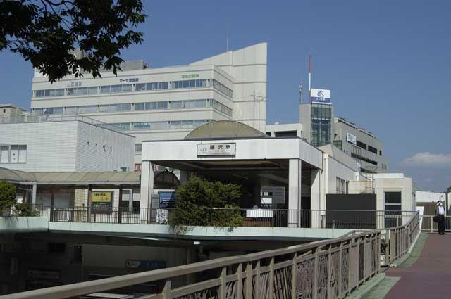 江ノ電の藤沢駅