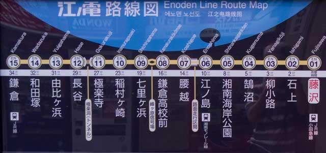 江ノ電の路線