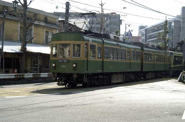 江ノ電300形車両