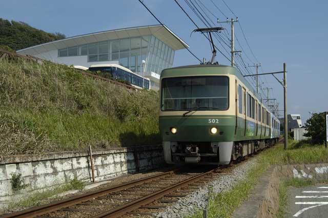 江ノ電500形車両
