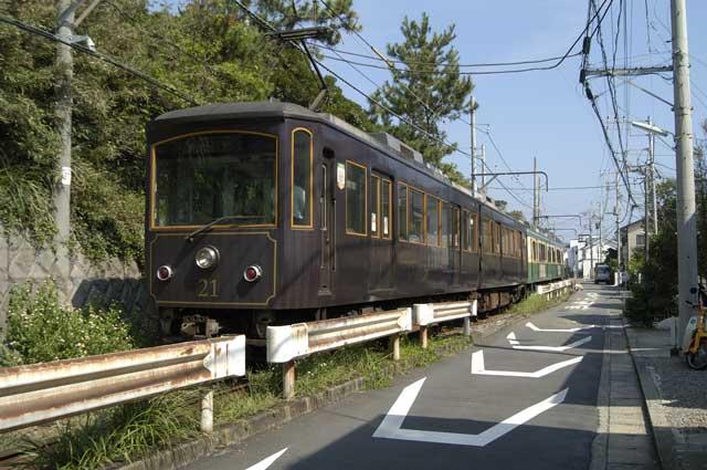 江ノ電20形車両