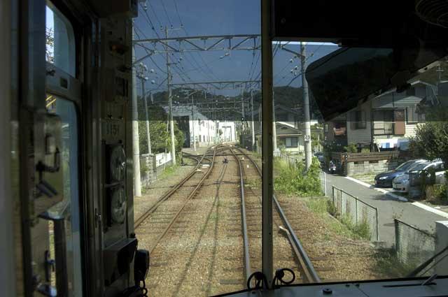 極楽寺検車区