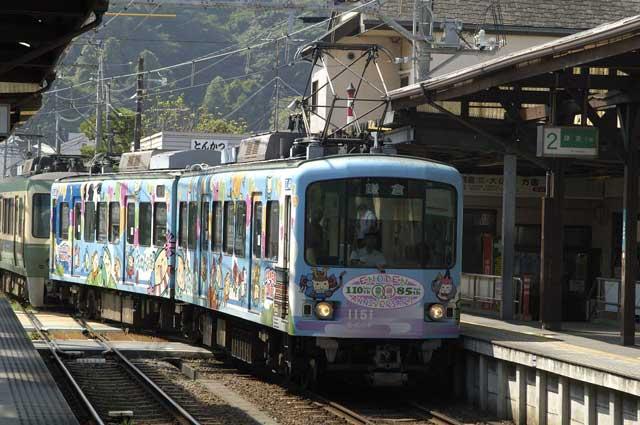 江ノ電1000形車両