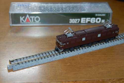 KATO EF60