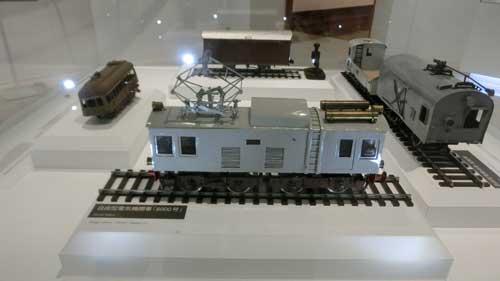 最初の模型