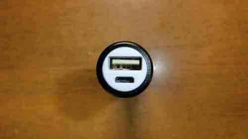 USBとmicroUSB端子