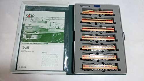 キハ81系(10-325)