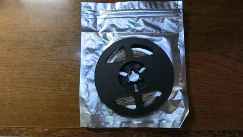 購入したLEDテープ