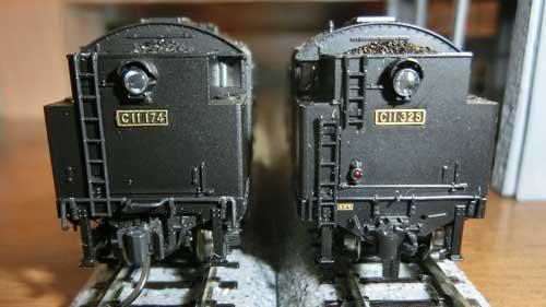C11の比較