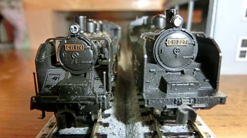 新旧のC11比較