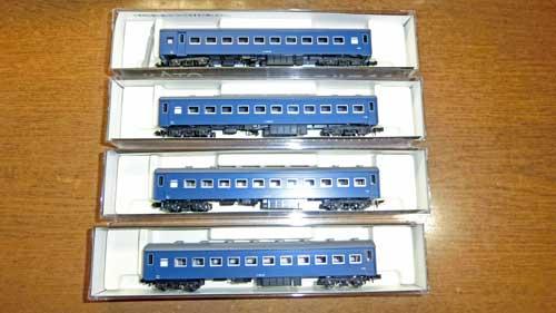 スハ45系客車