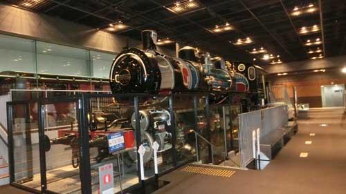 9850形式機関車