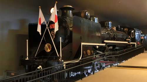 C51形式機関車