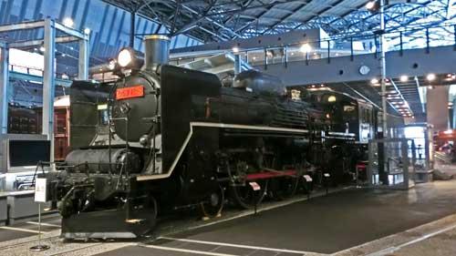 C57形式機関車