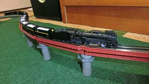 石灰石列車