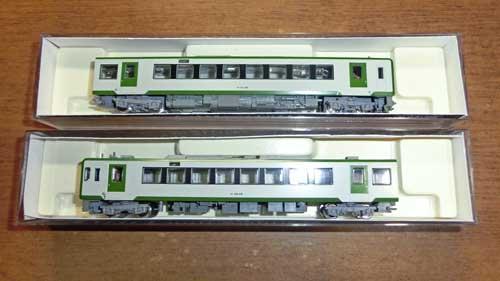 キハ111-100+キハ112-100