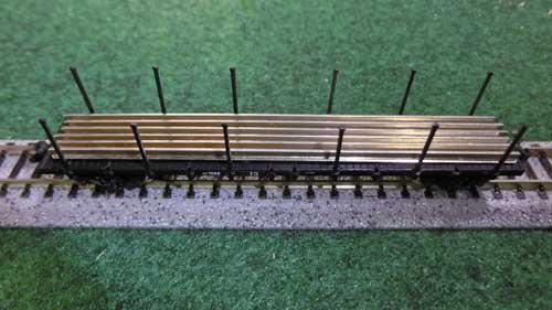 TOMIXのチキ7000