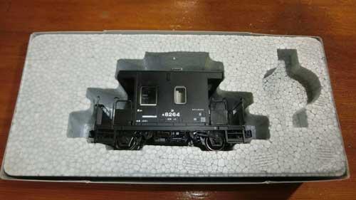 HOの貨車ヨ8000
