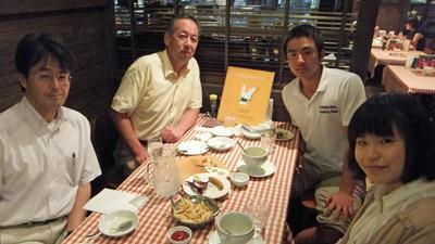 OB訪問長野