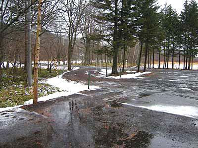 大雨のクリスマス2008 in 北海道