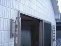 バルコニー屋根施工前1