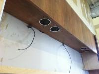 シャンプースペース家具