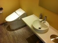 トイレTOTOのGG、美容室