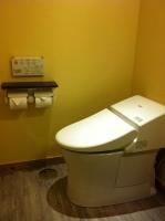 トイレ美容室