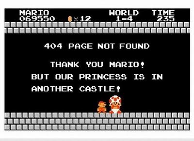 404エラーの画像