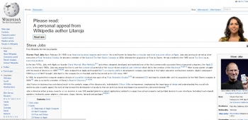 ウィキペディアアメリカの画像