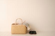 篠竹買い物籠