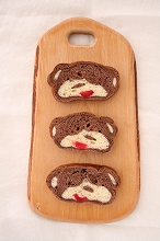 くまちゃんパン