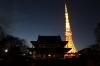 増上寺とTokyo Tower