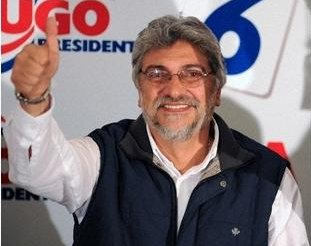 フェルナンド・ルゴ新パラグアイ共和国大統領