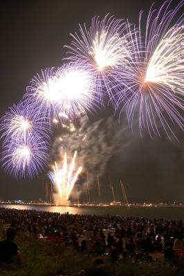 2011 福山花火大会 その3