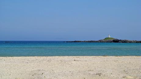 大浜海水浴場|壱岐市石田町