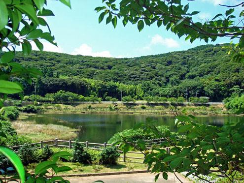 男女岳ダム