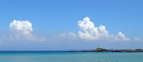 大浜の灯台