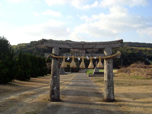 白沙八幡神社|壱岐市石田町