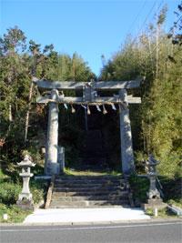 天手長男神社|壱岐市郷ノ浦町