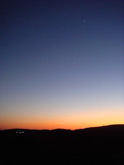 壱岐の夕暮れ2