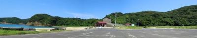 串山海水浴場駐車場