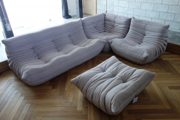 ligne roset togo. Black Bedroom Furniture Sets. Home Design Ideas
