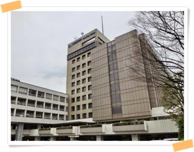 江東区区役所