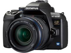 OLYMPUS E-620がカラーユニバーサルデザイン認証