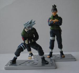 忍形集カカシ&イルカ