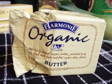 お気に入りバター