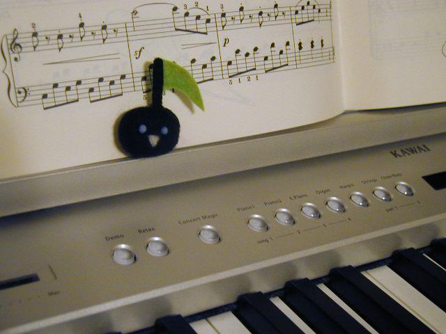 ピアノグッズ