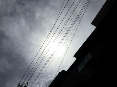 つかの間の太陽
