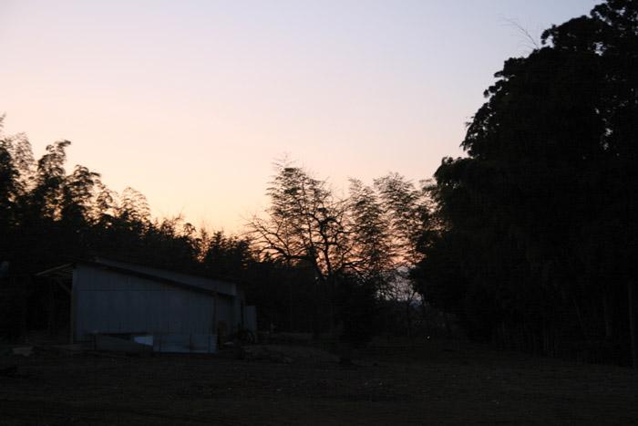 090106_田舎の夕暮れ